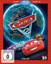 Blu-ray Film Cars 2 (Walt Disney) im Test, Bild 1