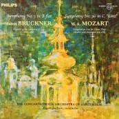 """Schallplatte Concertgebouw Orchestra Amsterdam, Eugen Jochum :  Bruckner, Mozart – Symphonie Nr. 5, Symphonie Nr. 36 """"Linzer"""" (Philips/ Speakers Corner) im Test, Bild 1"""