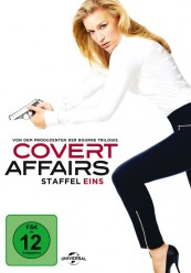 DVD Film Covert Affairs – Season 1 (Universal) im Test, Bild 1