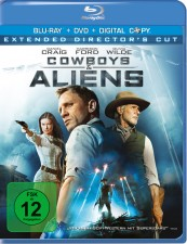 Blu-ray Film Cowboys & Aliens (Paramount) im Test, Bild 1