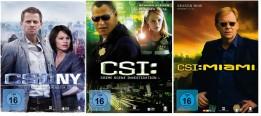 DVD Film CS: New York 7.2 / LV 11.2 / Miami 9.2 (Universum) im Test, Bild 1