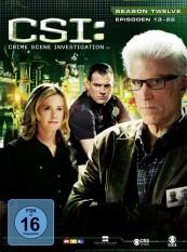 DVD Film CSI: Las Vegas 12.2 (Universum) im Test, Bild 1
