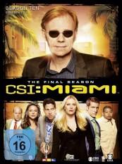 DVD Film CSI: Miami 10.1 (Universum) im Test, Bild 1