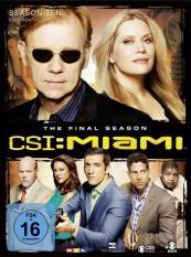 DVD Film CSI: Miami 10.2 (Universum) im Test, Bild 1