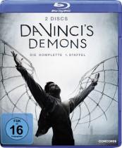 Blu-ray Film Da Vinci's Demons S1 (Concorde) im Test, Bild 1