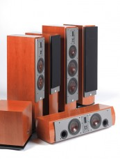 Lautsprecher Surround Dali Mentor-Serie im Test, Bild 1