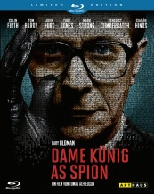 Blu-ray Film Dame, König, As, Spion (Studiocanal) im Test, Bild 1