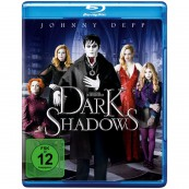 Blu-ray Film Dark Shadows (Warner) im Test, Bild 1