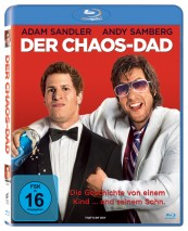 Blu-ray Film Der Chaos-Dad (Sony Pictures) im Test, Bild 1