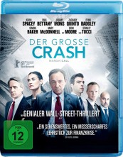 Blu-ray Film Der große Crash – Margin Call (Koch Media) im Test, Bild 1