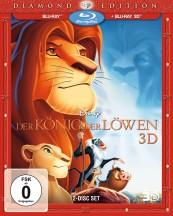 Blu-ray Film Der König der Löwen (Walt Disney) im Test, Bild 1