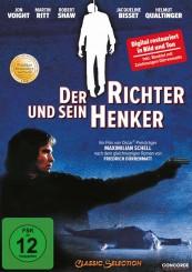 DVD Film Der Richter und sein Henker (Concorde) im Test, Bild 1