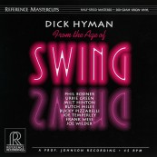 Schallplatte Dick Hyman – From the Age of Swing (Reference Recordings) im Test, Bild 1