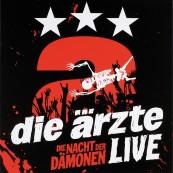 Schallplatte Die Ärzte – Nacht der Dämonen live (Hot Sction Records) im Test, Bild 1