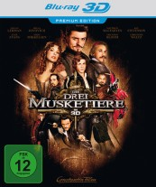 Blu-ray Film Die drei Musketiere (Highlight) im Test, Bild 1