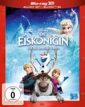 Blu-ray Film Die Eiskönigin – Völlig unverfroren (Disney) im Test, Bild 1