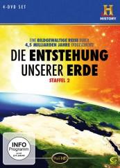 DVD Film Die Entstehung unserer Erde (Sunfilm) im Test, Bild 1