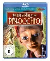 Blu-ray Film Die Legende von Pinocchio (Concorde) im Test, Bild 1