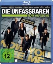 Blu-ray Film Die Unfassbaren – Now You See Me (Concorde) im Test, Bild 1