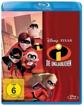 Blu-ray Film Die Unglaublichen (Walt Disney) im Test, Bild 1
