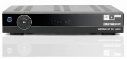 Sat Receiver ohne Festplatte Digitalbox Imperial HD 10+ Hybrid im Test, Bild 1