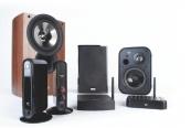 Lautsprecher Stereo: Drei clevere Funksysteme mit tollem Klang, Bild 1