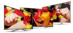 Fernseher: Drei neue LED-LCD-Fernseher mit Top-Features im Vergleich, Bild 1