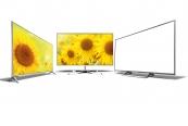 Fernseher: Drei smarte Ultra-HD-Fernseher im Vergleich, Bild 1