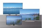 Fernseher: Drei UHD-Fernseher unter 50 Zoll im Vergleich, Bild 1