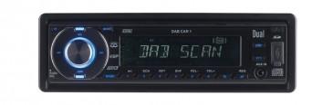 1-DIN-Autoradios Dual DAB Car 1 im Test, Bild 1