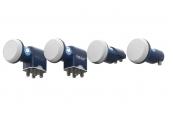Zubehör Heimkino Dura-Sat DUR-line Blue Eco LNBs im Test, Bild 1