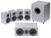 Lautsprecher Surround Elac Serie 50 im Test, Bild 1