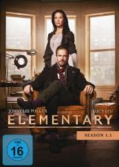 Blu-ray Film Elementary – Staffel 1 (Paramount) im Test, Bild 1
