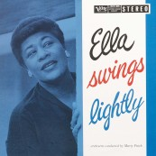 Schallplatte Ella Fitzgerald – Ella Swings Lightly (Original ORG) im Test, Bild 1
