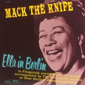 Schallplatte Ella Fitzgerald – Mack the Knife – Ella in Berlin (Verve Records) im Test, Bild 1