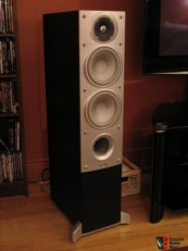 Lautsprecher Stereo Energy Connoisseur C5 im Test, Bild 1