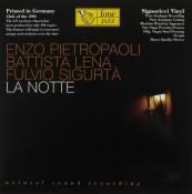 Schallplatte Enzo Pietropaoli, Battista Lena & Fulvio Sigurtà – La Notte (Fone) im Test, Bild 1