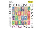 Schallplatte Enzo Pietropaoli Quartet - Yatra Vol. 3 (Fone) im Test, Bild 1