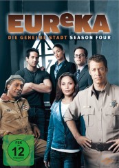 DVD Film EUReKA - Season Four (Universal) im Test, Bild 1