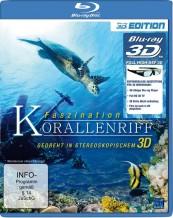 Blu-ray Film Faszination Korallenriff 3D-Blu-ray (KSM) im Test, Bild 1