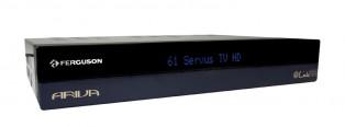 Sat Receiver mit Festplatte Ferguson ArivaLink200 im Test, Bild 1