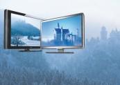Fernseher: Flat-TVs von Philips und Sony mit LED-Backlight, Bild 1