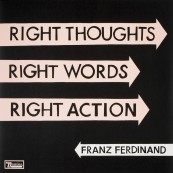 Schallplatte Franz Ferdinand – Right Thoughts, Right Words, Right Action (Domino) im Test, Bild 1
