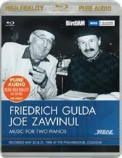 Blu-ray Musik Friedrich Gulda – Joe Zawinul (WDR) im Test, Bild 1