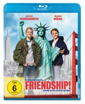 Blu-ray Film Friendship (Sony Pictures) im Test, Bild 1