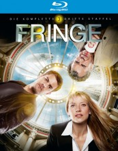 Blu-ray Film Fringe - Season 3 (Warner) im Test, Bild 1