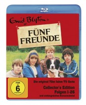 DVD Film Fünf Freunde Coll. Ed. (Universum) im Test, Bild 1