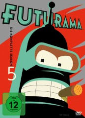 DVD Film Futurama Season 5 (Fox) im Test, Bild 1