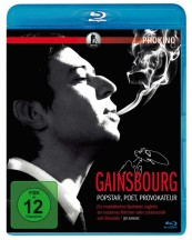 Blu-ray Film Gainsbourg (EuroVideo) im Test, Bild 1
