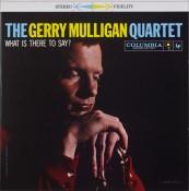 Schallplatte Gerry Mulligan – What Is There to Say? (Original Recordings Group) im Test, Bild 1